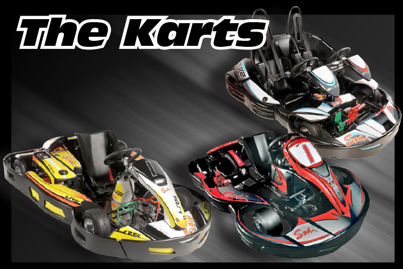 Karting Madness Karts