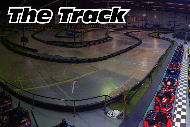 Karting Madness Track